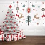 クリスマスにおすすめのおしゃれなウォールデコアイディアpart1