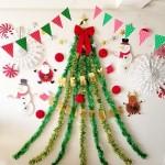 クリスマスにおすすめのおしゃれなウォールデコアイディアpart3
