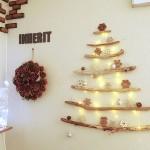 クリスマスにおすすめのおしゃれなウォールデコアイディアpart4