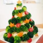 クリスマスツリーの料理を簡単に手作りできるおすすめアイディア!
