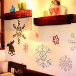 クリスマスにおすすめのおしゃれなウォールデコアイディアpart2
