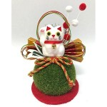 お正月飾りにも最適!苔玉の基本的な作り方をマスターしてDIYを楽しんでみよう!part3