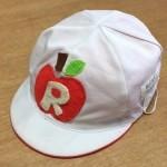 【幼稚園入園準備】カラー帽子を簡単でアレンジできるアイディア