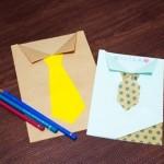 2019父の日はメッセージカードを手作りしてプレゼントしてみて!絶対喜ばれるデザインまとめ