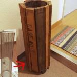 玄関の魅力UP!おすすめの傘立てDIYアイディアをご紹介part2