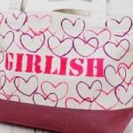100均のトートバッグは布絵の具でおしゃれにアレンジ!簡単で可愛いデザイン集