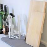 邪魔な水切りかごをなくしてキッチンを広く使おう!便利な水切りマットの使い方まとめ