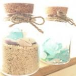 海で集めよう!シーグラスで手作りできるインテリア雑貨アイディアpart2
