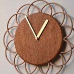 100均の時計をリメイクしておしゃれな時計を手作りしよう!part2